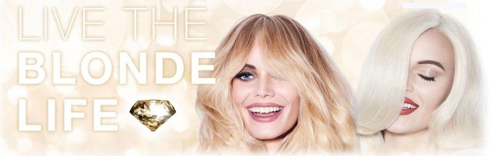 Бесплатный осветляющий шампунь Blonde Life
