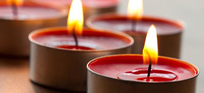 Бесплатный образец ароматических свечей Moonshine Soy Tealight