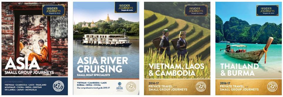 Бесплатные путеводители по Азии