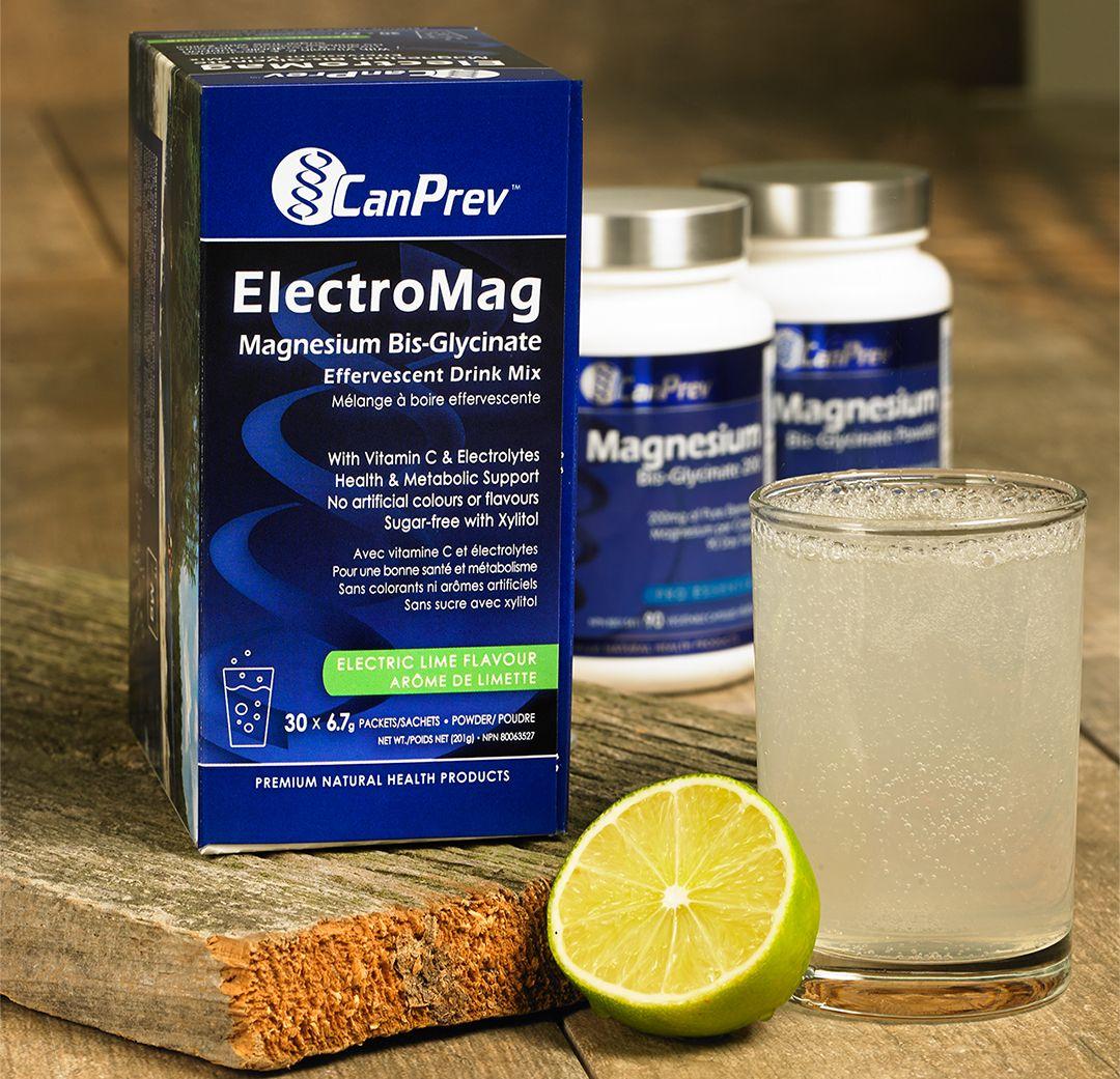Бесплатно витаминный напиток ElectroMag