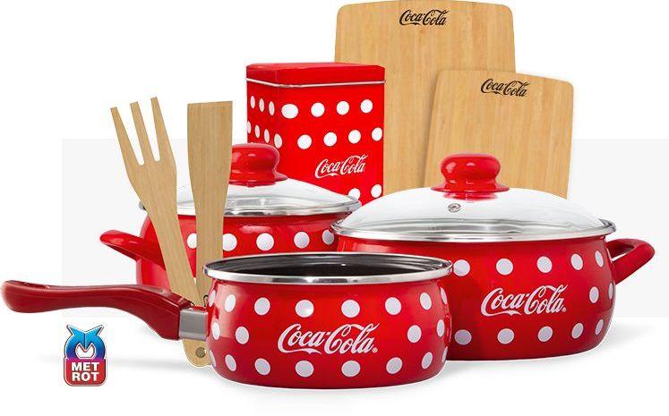 Акция приготовьте что-то особенное с призами от Coca-cola и «Пятёрочки»
