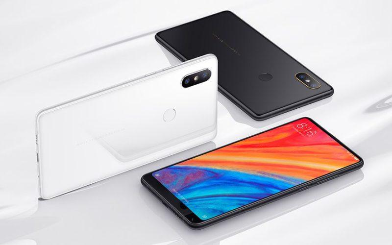 Смартфон Xiaomi Mi Mix 2S 2
