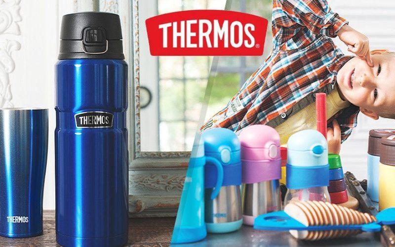 Mamsy Скидка на термоса Thermos до 32%