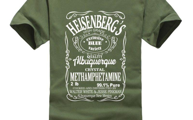 Мужская футболка Heisenberg`s