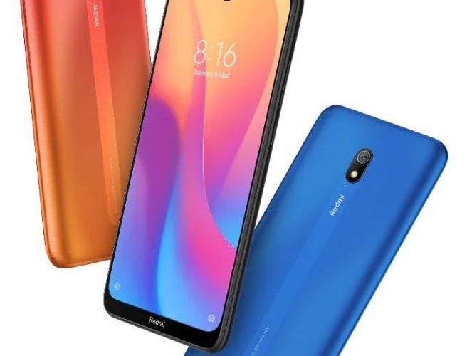 Телефон Xiaomi Redmi 8A