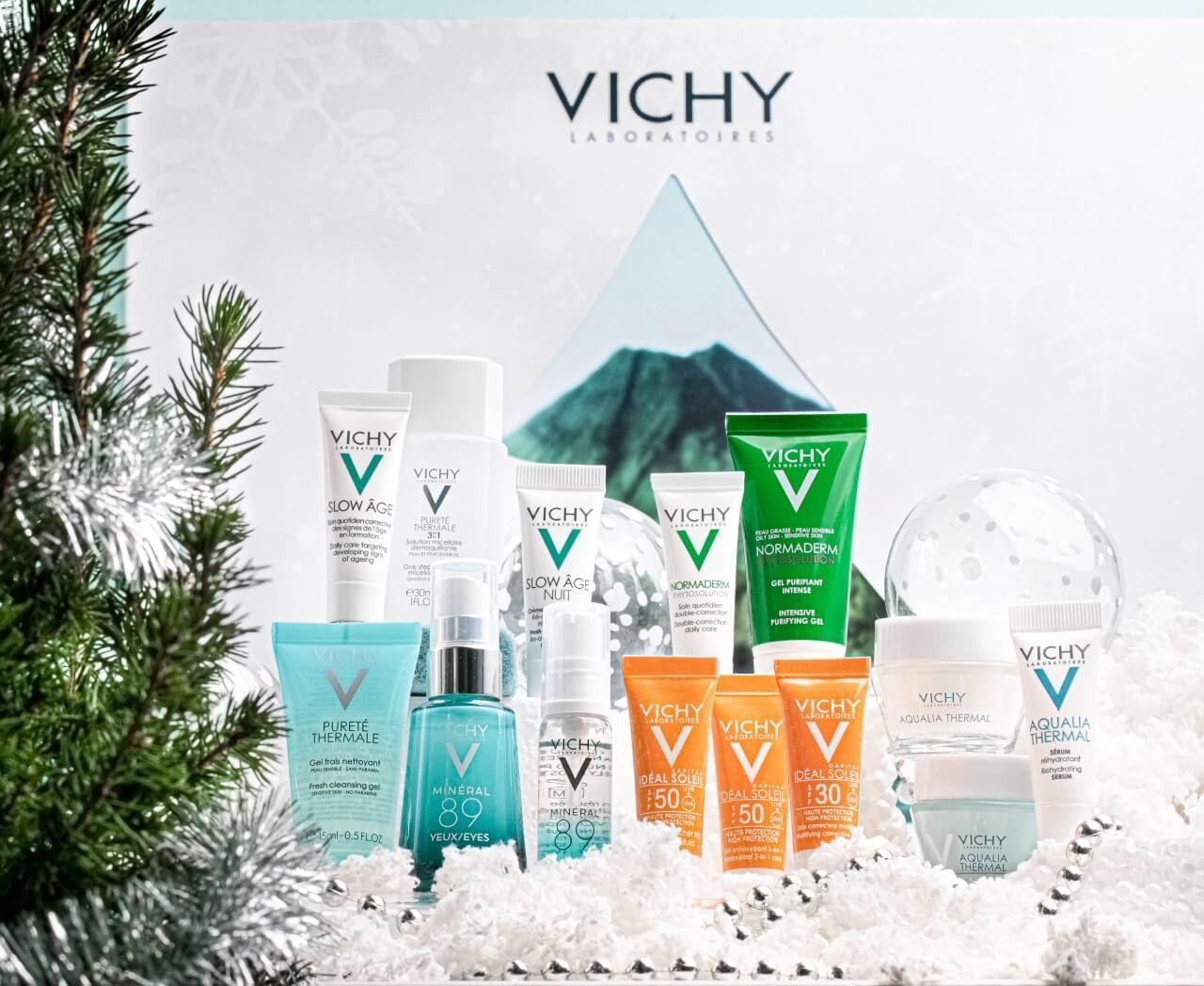 VICHY: Промокод на Покупку Новогодних Наборов!